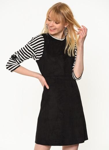 Askılı Mini Elbise-Only